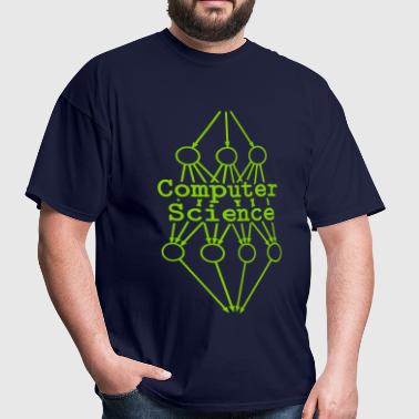 Computer Science - Men's T-Shirt