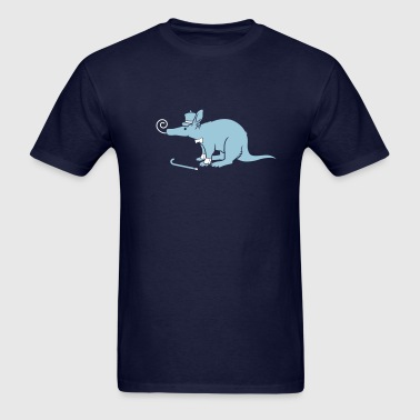 Sir Aardvark - Men's T-Shirt