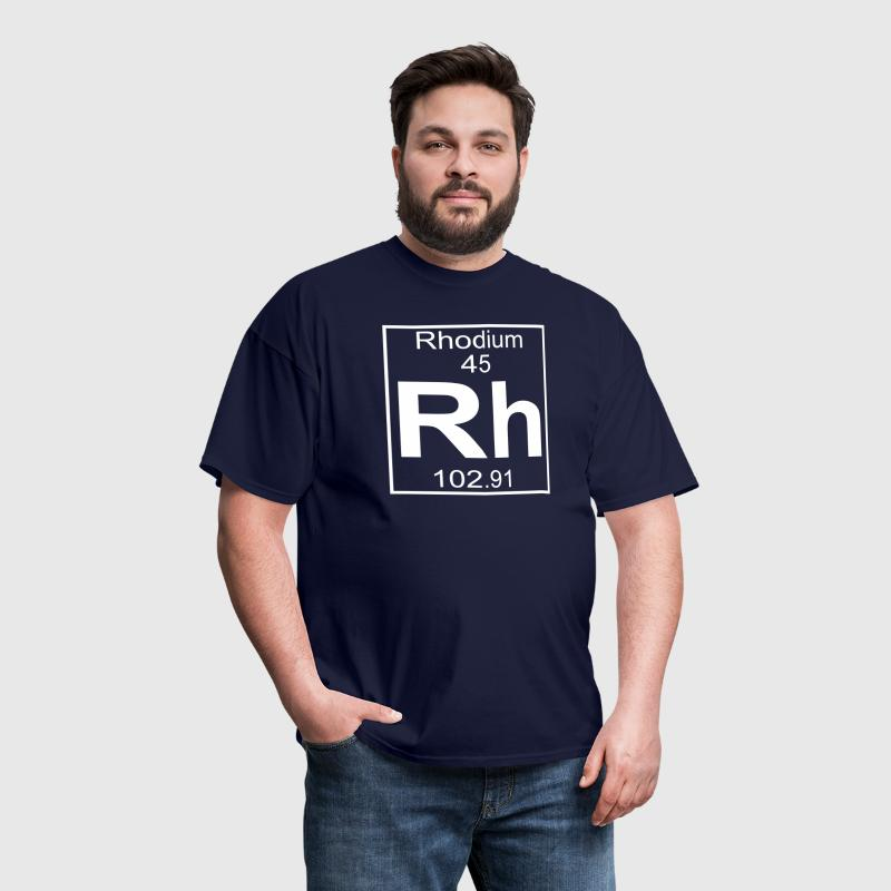 Element 45 - Rh (rhodium) - Full - Men's T-Shirt