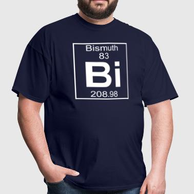 Element 83 - Bi (bismuth) - Full - Men's T-Shirt