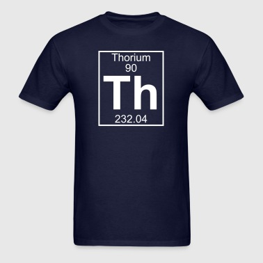 Element 090 - th (000000thorium) - Full - Men's T-Shirt
