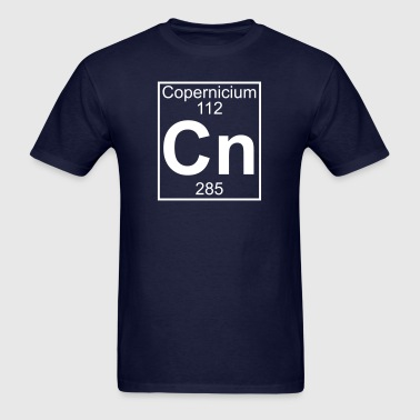 Element 112 - cn (copernicium) - Full - Men's T-Shirt