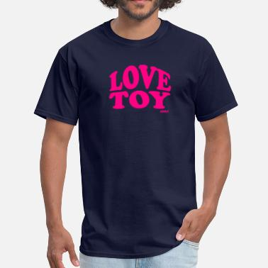 Lesbian Sex Toys love toy by wam - Men's T-Shirt