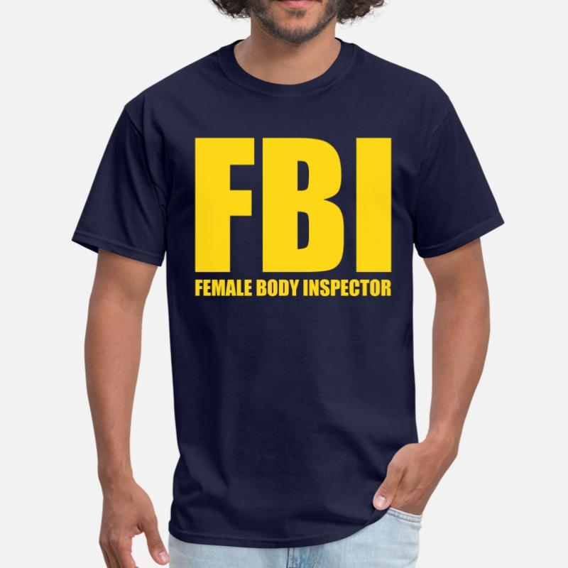 b62b3873 Shop Female Body Inspector T-Shirts online | Spreadshirt