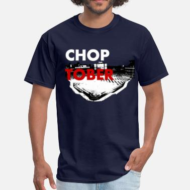 ChopTober T-Shirts - T-shirt pour hommes