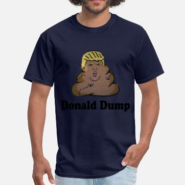 Donald Dump Donald Dump - Men's T-Shirt