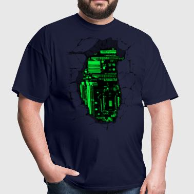Digital Insides - Men's T-Shirt