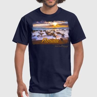 Florida Sunrise - Men's T-Shirt