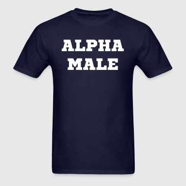 Alpha Male - Men's T-Shirt