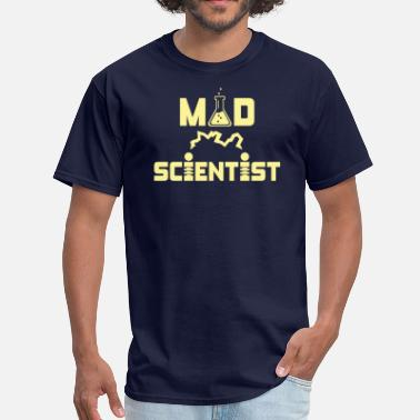 Mad Mad Scientist - Men's T-Shirt