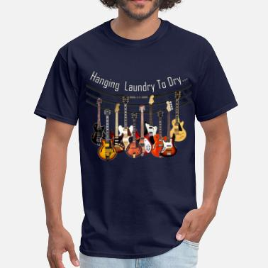 Ten Hanging Laundry - Men's T-Shirt