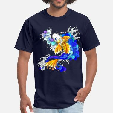 Koi koi fish - Men's T-Shirt