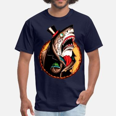 Sharks shark - Men's T-Shirt