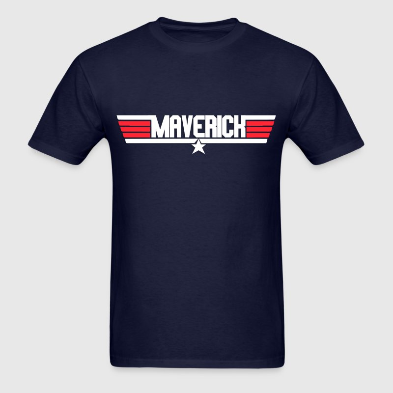 Maverick (2) - Men's T-Shirt
