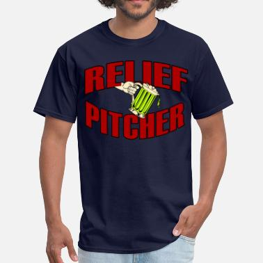 Relief Pitcher RELIEF-PITCHER-FUNNY-T-SHIRT - Men's T-Shirt
