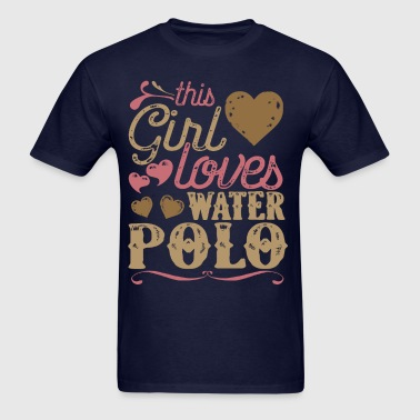 Water Polo Shirt Gift - Men's T-Shirt
