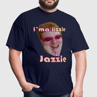 Jazzy Wanks - Men's T-Shirt