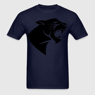 Panther Silhouette - Men's T-Shirt