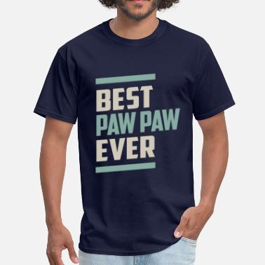 Best Paw Paw Ever Best Paw Paw Ever - Men's T-Shirt