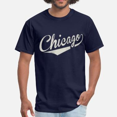 Souvenir Chicago - Men's T-Shirt
