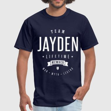 Jayden Team Jayden - Men's T-Shirt