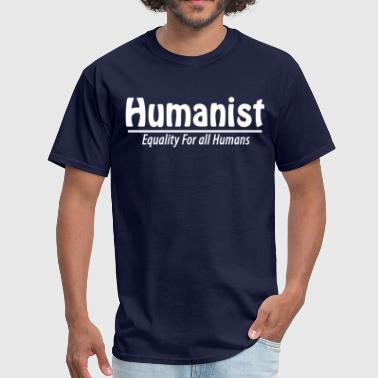 Humanistic Humanist  - Men's T-Shirt