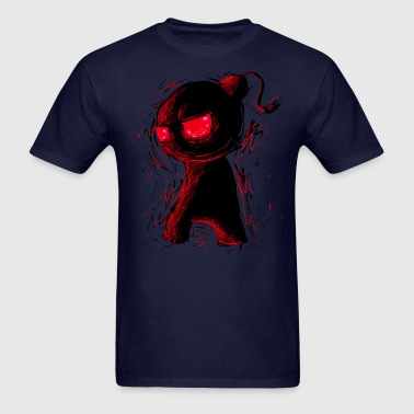 red monster - Men's T-Shirt