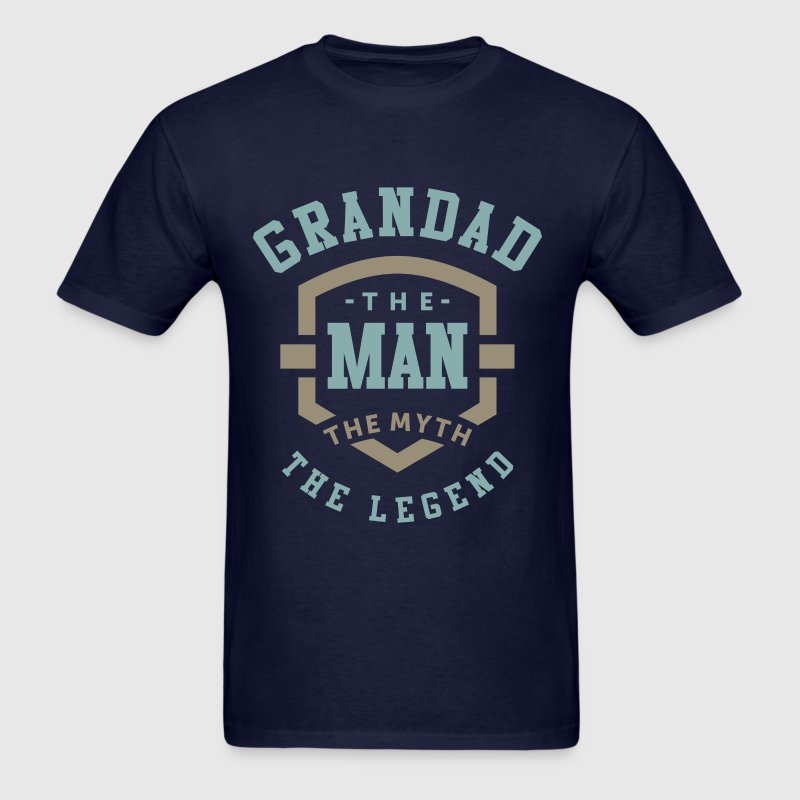 Grandad The Man - Men's T-Shirt