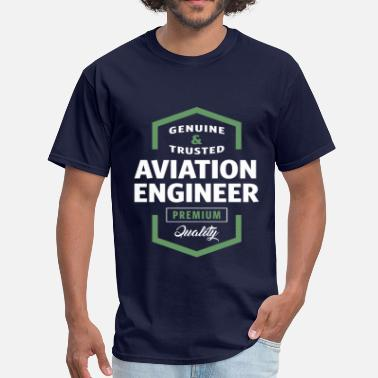 Aviation Engineer Aviation Engineer - Men's T-Shirt