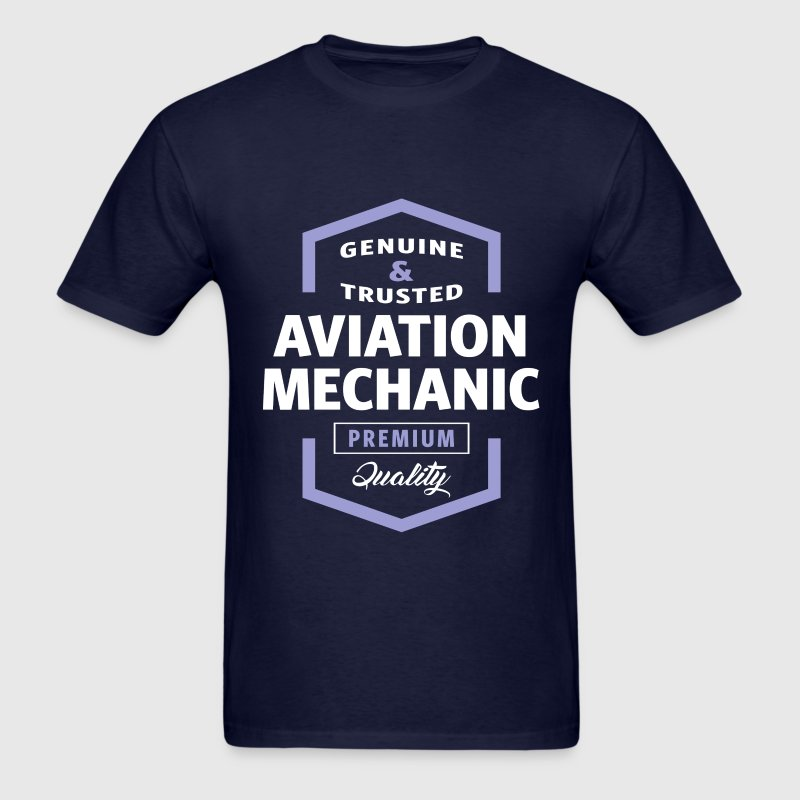 Aviation mechanic logo gift ideas by cido spreadshirt for Mechanic shirts with logo