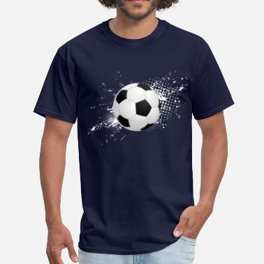 Championships football csoccer color image 17 - Men's T-Shirt
