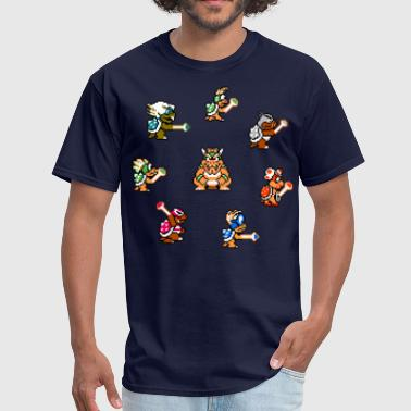 Koopalings - Men's T-Shirt