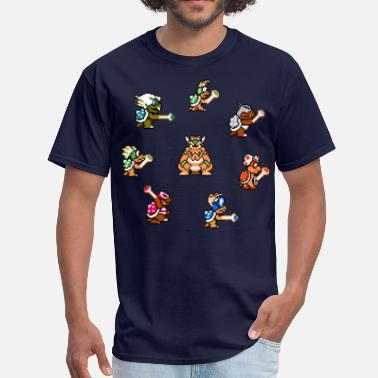 3 Koopalings - Men's T-Shirt
