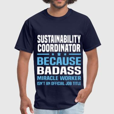 Sustainability Coordinator - Men's T-Shirt