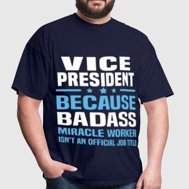 Vice President - Men's T-Shirt