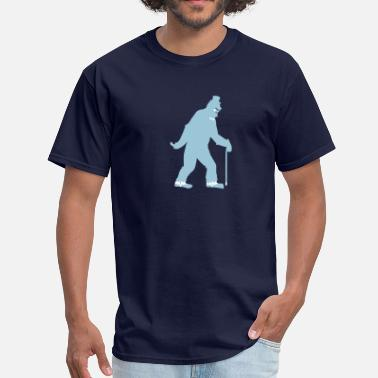 Sir Critter sir bigfoot - Men's T-Shirt