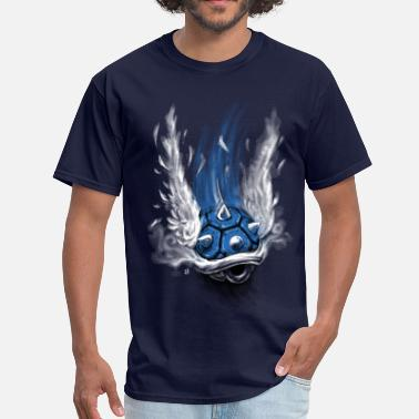 Blue Shell Blue Shell Attack - Men's T-Shirt