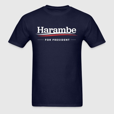 Harambe For President - Men's T-Shirt