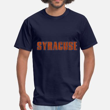 Crouse Syracuse - Men's T-Shirt