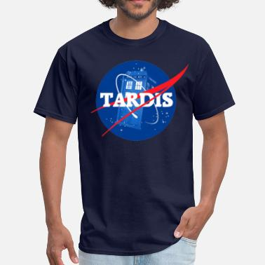 12th Doctor Doctor Who Tardis - Men's T-Shirt