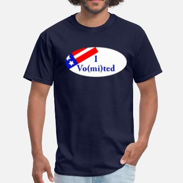 I Vote I Voted! - Men's T-Shirt