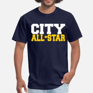 City Stars City All-Star - Men's T-Shirt