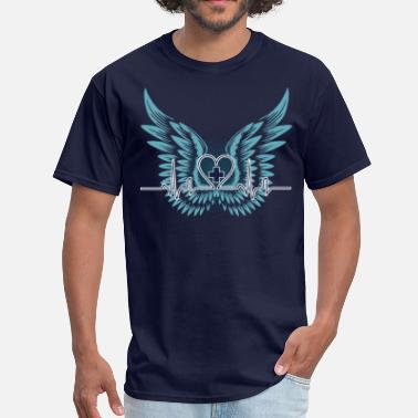 Angel Nurse Nurse Angel Tshirt - Men's T-Shirt
