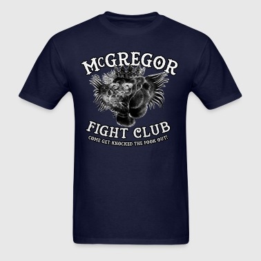 mcgregor fightclub - Men's T-Shirt
