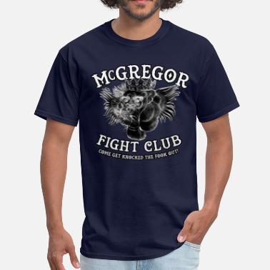 64e0b9f6 Conor Mcgregor mcgregor fightclub - Men's T-Shirt