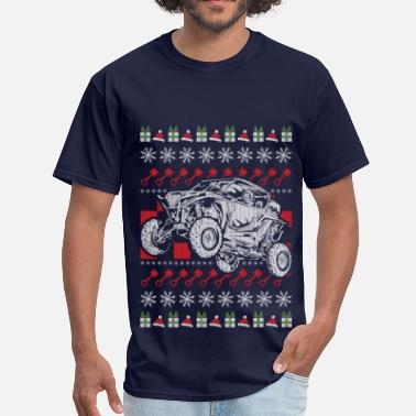Utv Enduro UTV Racing Christmas - Men's T-Shirt