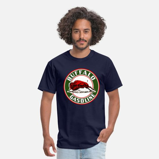 Surfing T-Shirts - Buffalo Gasoline - Men's T-Shirt navy