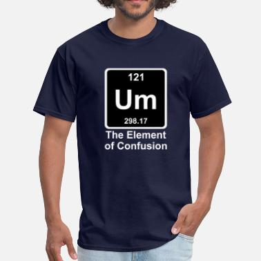 Elements Funny periodic table element - Men's T-Shirt
