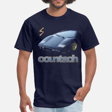 Lamborghini Bull countach - Men's T-Shirt