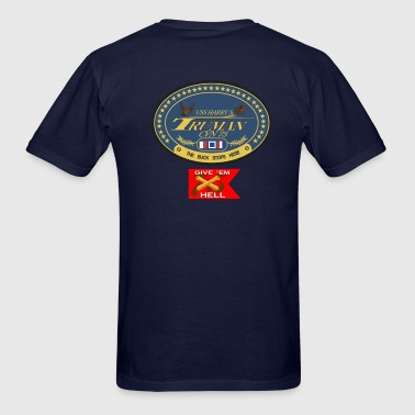 USS Harry S Truman - Men's T-Shirt